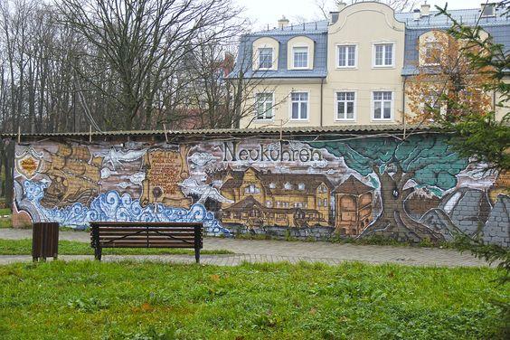 В парке города Пионерский (Калининградская область). Фото: Evgenia Shveda