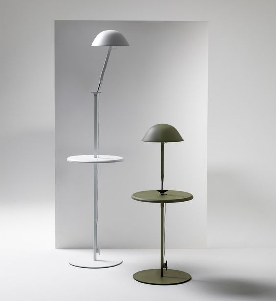 New W103 lamps by Inga Sempé, via http://www.scandinavianlovesong.com/