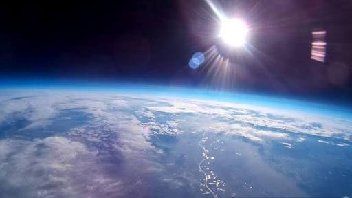 التأثير المتبادل بين الإنسان والأرض Airplane View Geology Scenes