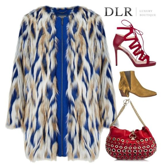 """DLRBOUTIQUE.COM"" by mirachu-1 ❤ liked on Polyvore featuring Sonia Rykiel, Jimmy Choo, Yves Saint Laurent and dlrboutique"