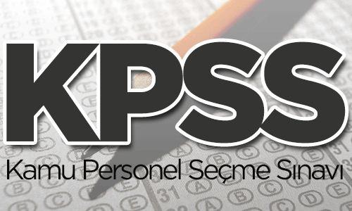KPSS Ortaöğretim (2018) Başvuru ve Sınav Tarihleri
