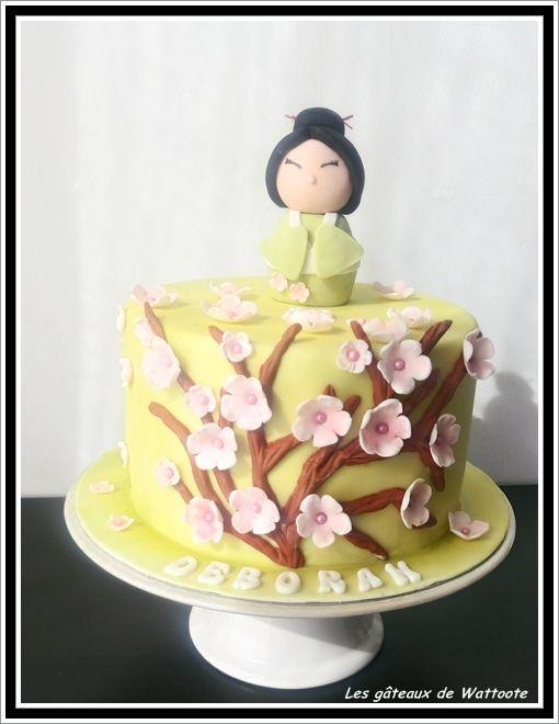 Gateau Japon Japanese Cake Gateau Patisserie Cake