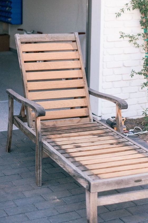 How To Easily Restore Outdoor Teak Wood Furniture Teak Patio Furniture Teak Wood Furniture