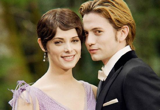 Breaking Dawn. Alice and Jasper