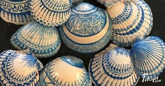 Sharpies on shells