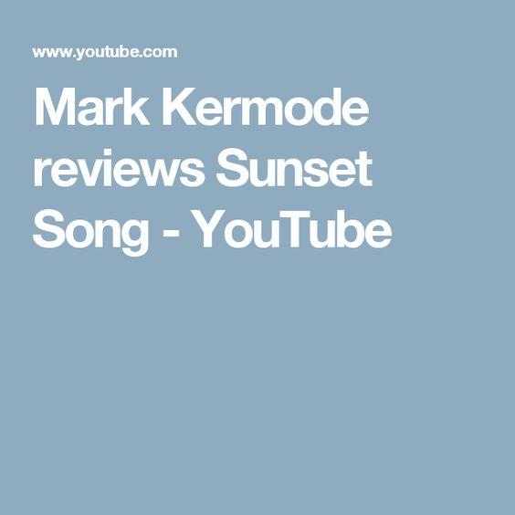 Mark Kermode reviews Sunset Song - YouTube