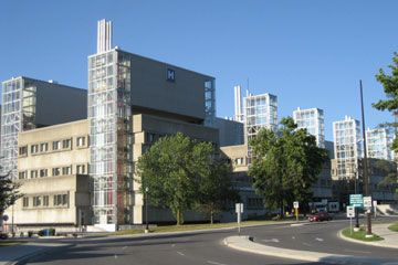 McMaster Medical Center-One of the top in Canada for medical stdies/research and patient care