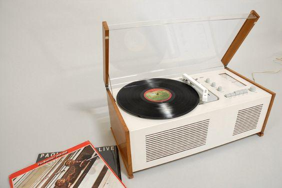 Braun SK6 turntable (1960's) | 1,100.00
