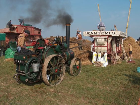 http://www.oldironlinks.net/events/1005/ Steam Traction Engines