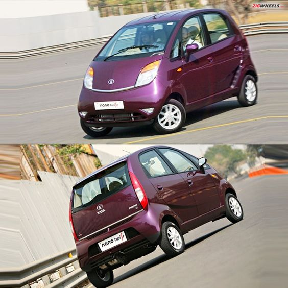 #TataNano #Twist launched at Rs.2.36 lakh and will feature an #ElectricPowerAssistedSteering. Read complete details on ZigWheels.com