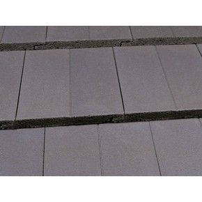 Image For Marley Duo Modern Interlocking Roof Tile Smooth Grey