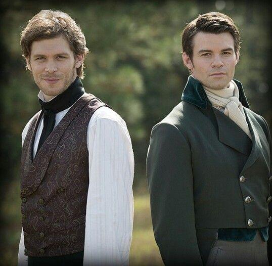 Klaus & Elijah