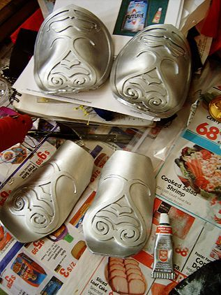 how to use craft foam for armors (cosplays)