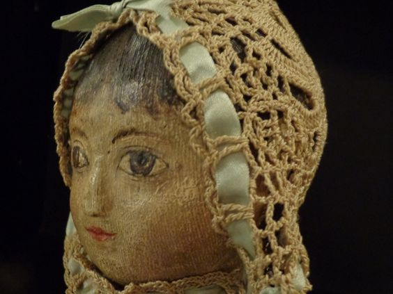 Izannah Walker Antique Cloth Doll The Holy Grail Timeless Beyond RARE ~♥~