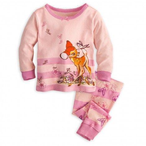 Bambi PJ Pal for Baby Girls