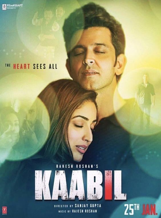 Kaabil (2017) HDRip