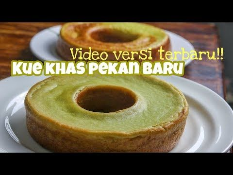 Video Versi Terbaru Kue Khas Pekan Baru Bolu Kemojo Youtube Resep Makanan Makanan Kue