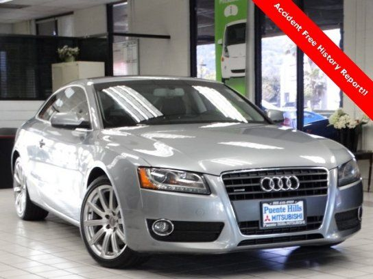 Coupe 2011 Audi A5 2 0t Premium Plus Quattro Cpe With 2 Door In City Of Industry Audi A5 Audi City Of Industry