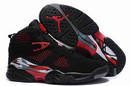 Air Jordan 8 (VIII) BlackOrange