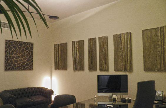 Pannelli decorativi materici op pannelli decorativi per - Pannelli decorativi ...