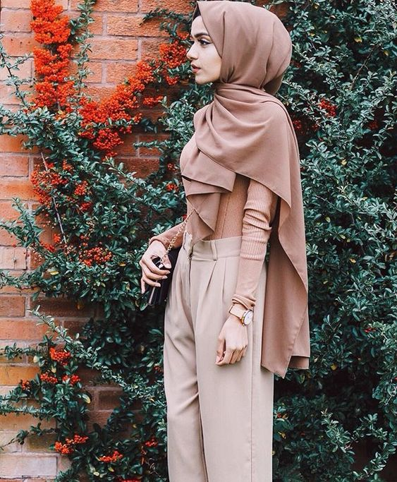 FashionDRA | Fashion : Wear The Hazelnut Trend Color (Pantone 2017)