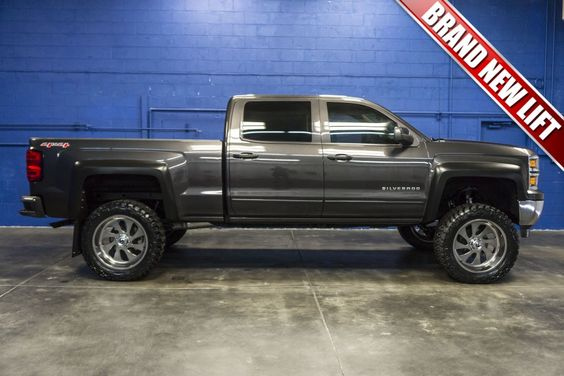 2015 chevrolet silverado 1500 lt 4x4 truck with brand new lift kit for sale at northwest. Black Bedroom Furniture Sets. Home Design Ideas