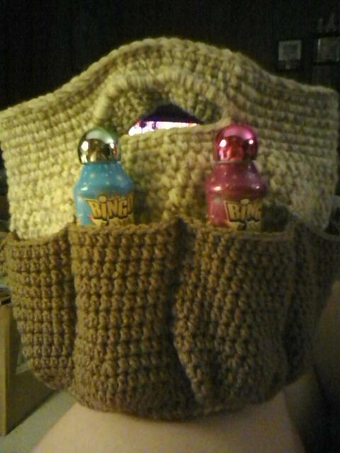 Crochet Pattern For Bingo Bag : A well, Bingo and Minis on Pinterest