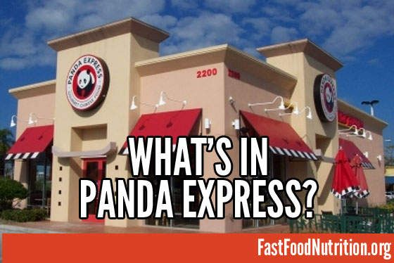 Panda Express Nutrition Facts Are Here!