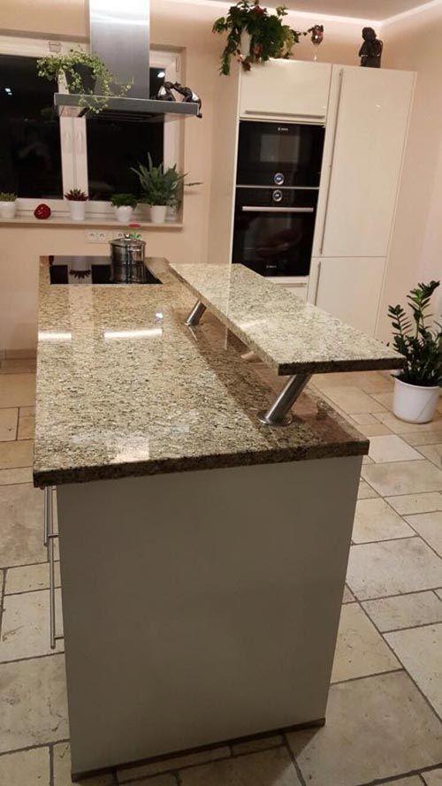 Wunderschöne #Nero #Devil #Black #Granit #Küche Oberfläche Eco - küchen granit arbeitsplatten