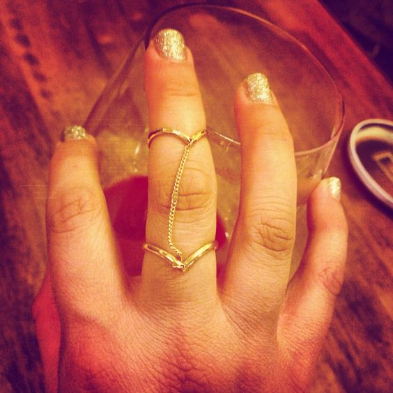 Love this ring from World Market