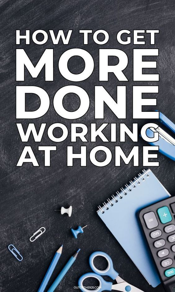 Remote Work Tips 71955