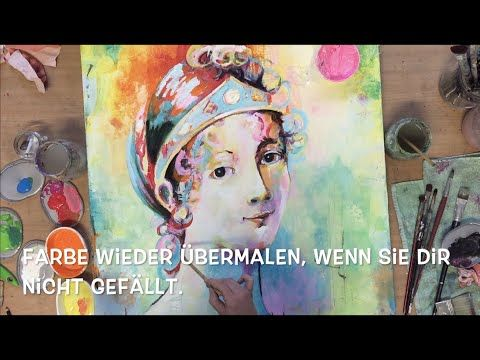 Youtube Acrylbilder Abstrakt Acryl Abstrakt Acrylbilder
