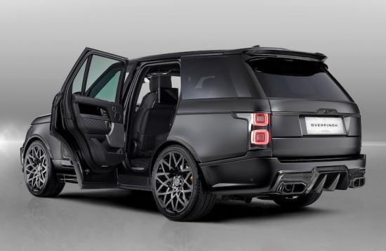 Is Dit De Dikste Range Rover Van Het Moment Autoblog Nl Range Rover Range Rover Supercharged Sports Cars Luxury