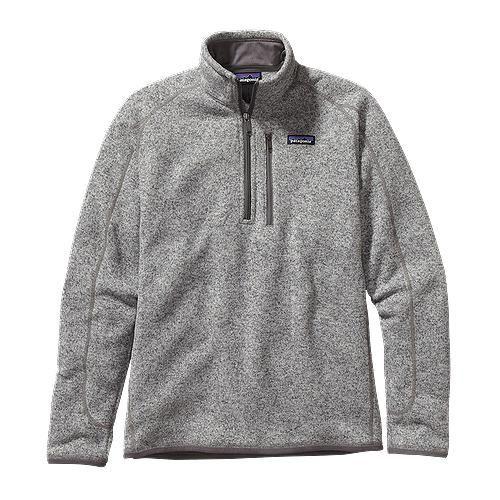 M's Better Sweater™ 1/4-Zip (25522)