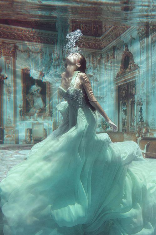 Coups de cœur |dream in blue - dress