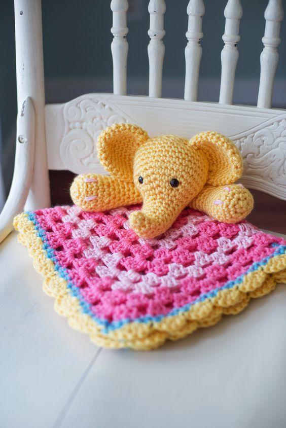 Stuffed Elephant / Crochet Elephant / Amigurumi Elephant / in 2020 ... | 844x564