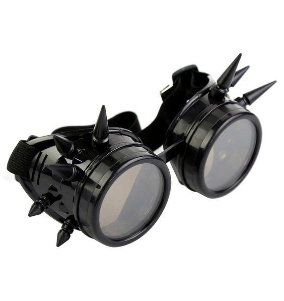 Nouveau produit : Lunettes goggles noir avec pics cyber https://t.co/4DeGdpw9uF  Prix: 19.90 @japanattitude https://t.co/0J6QHBJwXB