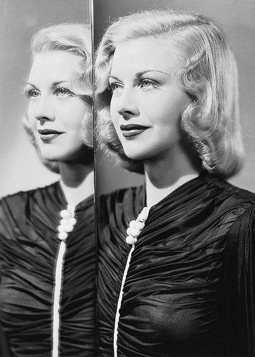 Ginger Rogers. <3