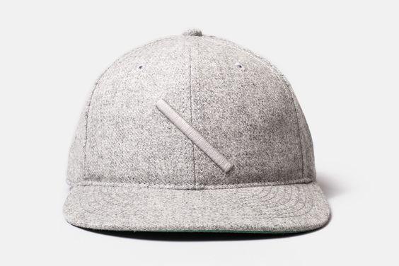 Rich Slash Logo Fitted Hat  478cb6326e2b