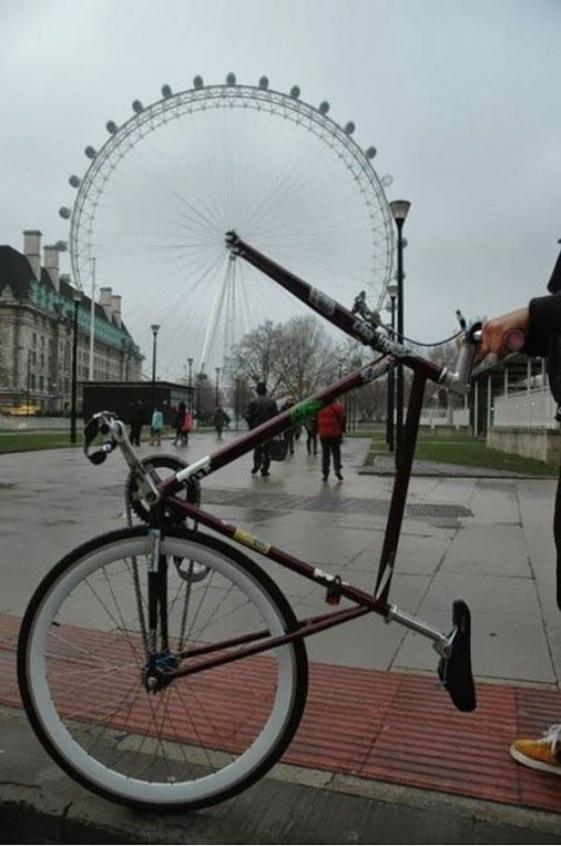 London Eye Bike