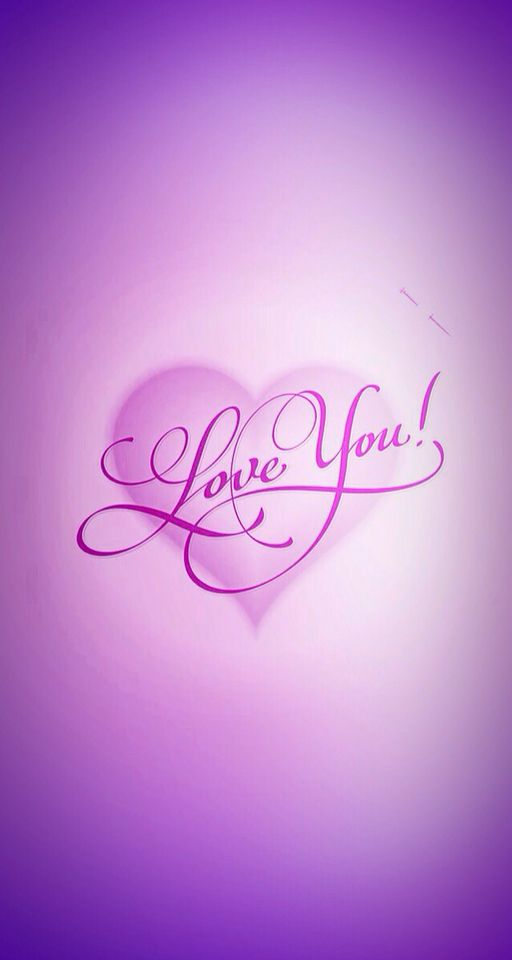 Pin By Edith Ramirez On Wallpaper Purple Love Wallpaper Backgrounds Love Wallpaper Love You Images