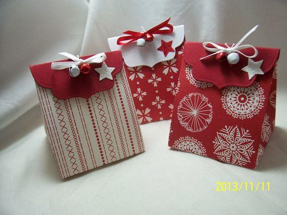 creativcorner: kleine Geschenkverpackung