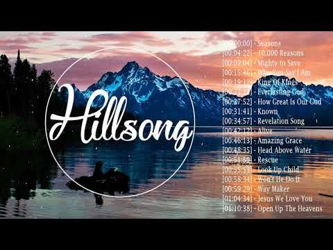 Hillsong Worship Christian Songs Best Collection Top 100 English
