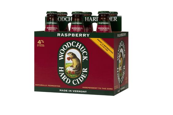 Woodchuck Hard Cider Raspberry! Like a fine craftsman building a piece of furniture, Woodchuck Raspberry has the same balance of art and science.  It is light and refreshing with a little extra zip as it takes everything great about hard cider and kicks it up a notch with a sweet, refreshing, raspberry finish. Independent to the core. This is good