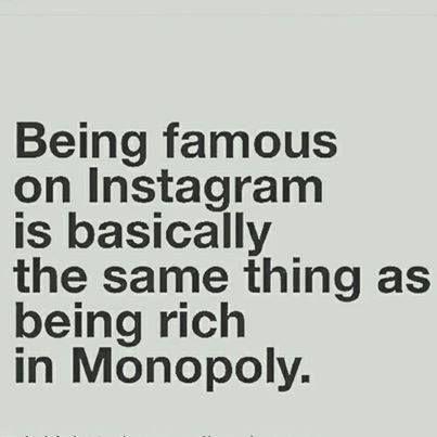 Instagram Fame