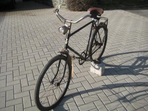 altes fahrrad brandenburg in th ringen langenwetzendorf herrenfahrrad gebraucht kaufen. Black Bedroom Furniture Sets. Home Design Ideas