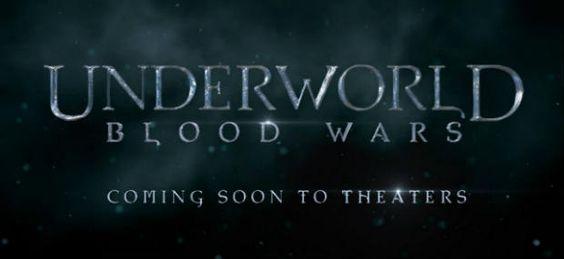 UNDERWORLD BLOOD WARS Announced as Title for Underworld 5
