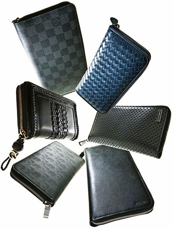 afd2b1995e24 常に身近にある財布。まずは好きなブランドを選ぶのが何より一番のポイント。と同時に、ビジネスで使ううえでは悪目立ちしないこと、TPOをわきまえることも大変重要  ...