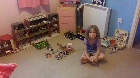 This is Kayla's #SylvanianSummer entry