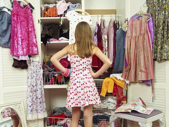 Fashion Detox Ou Comment Bien Faire Le Tri Dans Son Armoire